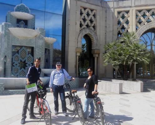 Expo 92´Pabellon de Marruecos