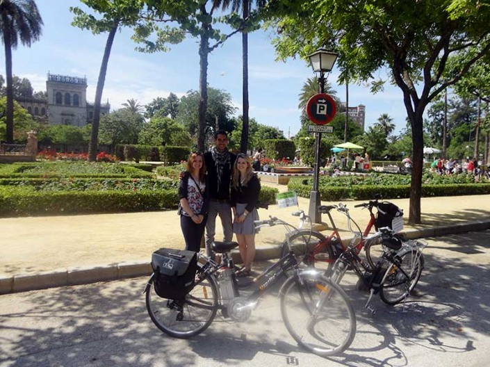 Elecmove- garden plaza america