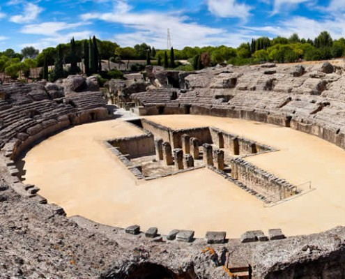 Italica -anfitheater